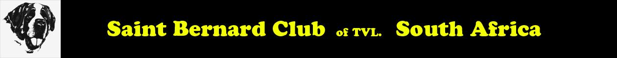 Saint Bernard Club of Tvl. South Africa
