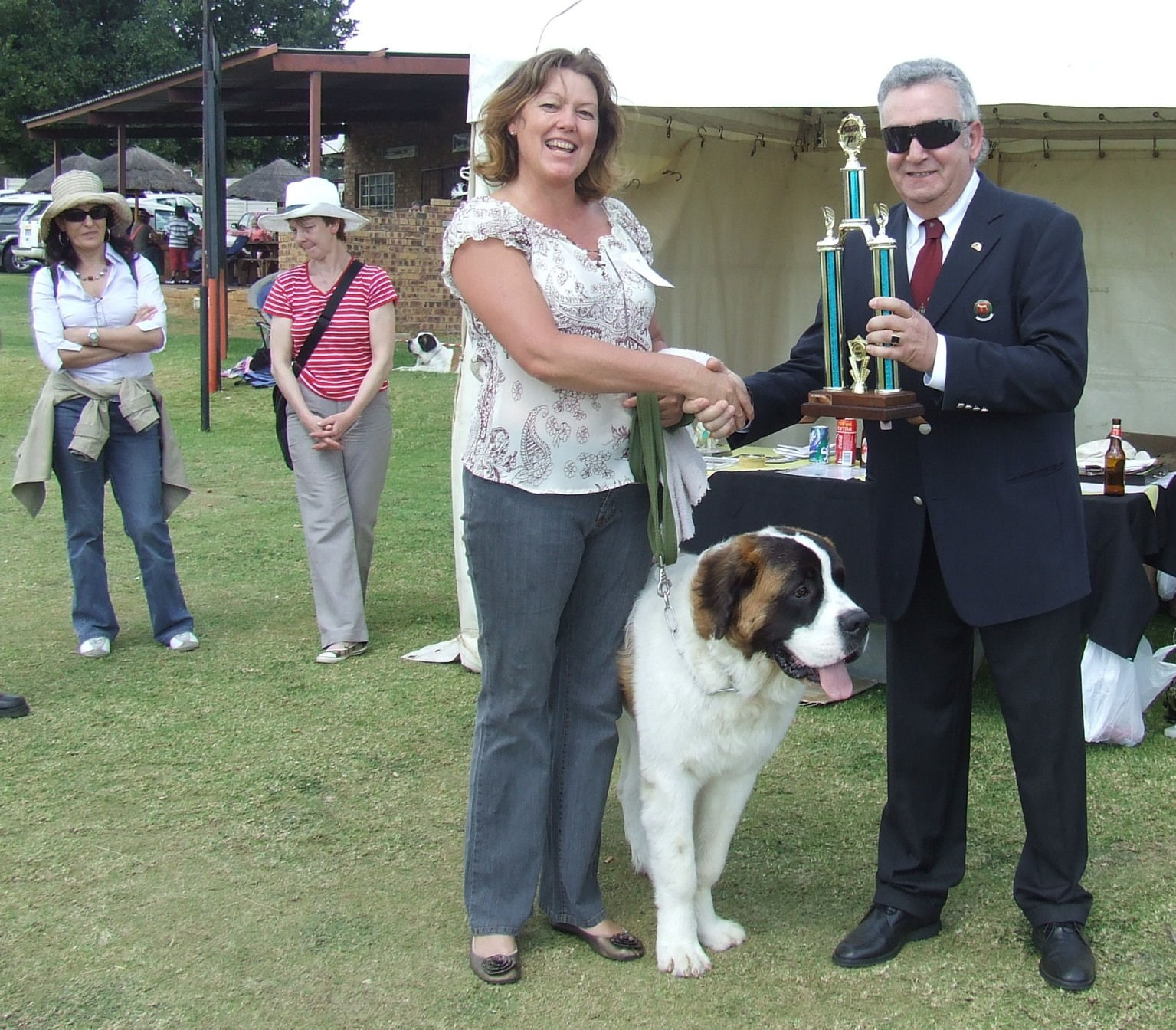 Best Puppy on Show Youngstead Romeo