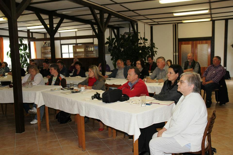 Judges meeting and seminar Mlaada Boleslav